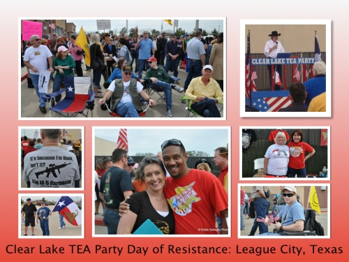 Day of Resistance League City, Texas