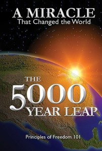 5000 year leap book