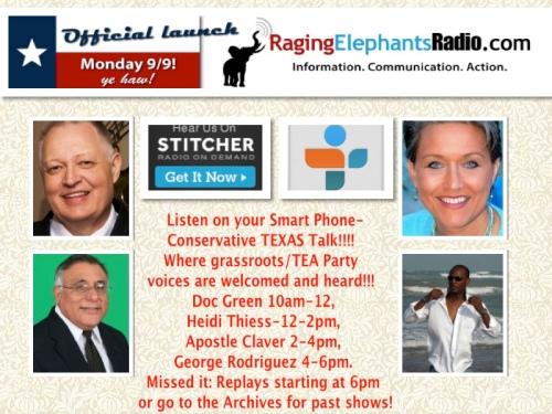 Raging Elephants Radio