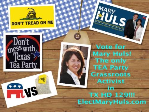 Mary Huls 2014