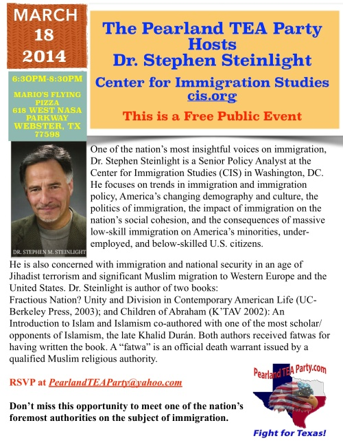 Stephen Steinlight CIS
