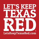 Let's Keep Texas RED