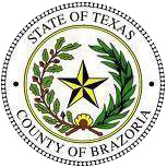 Brazoria County, Texas Seal
